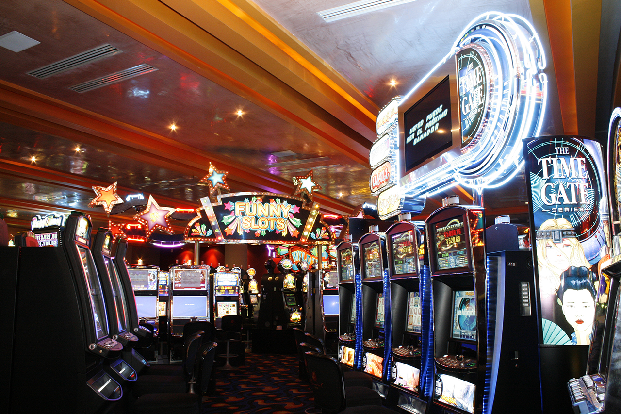 Community Slot Machines: The New Way of Gambling