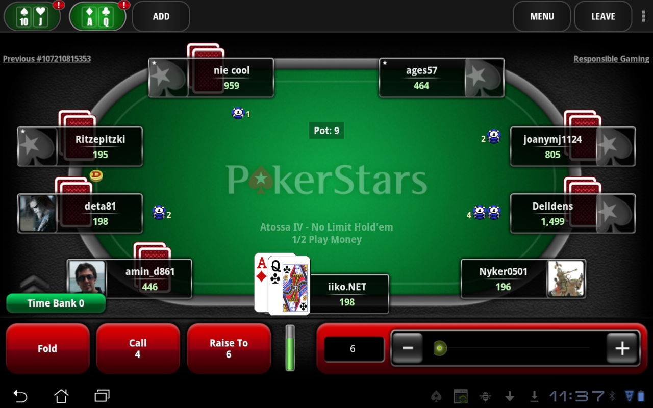 Which Is The Best Online Poker Site To Play Real Cash Games?