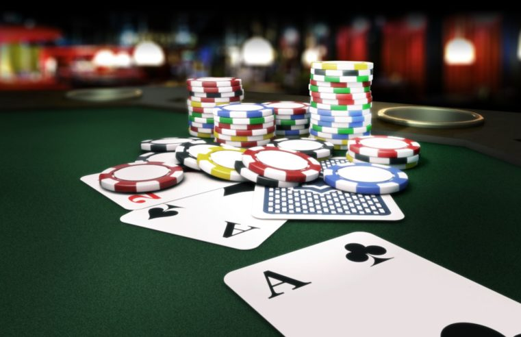 Registration in an online casino