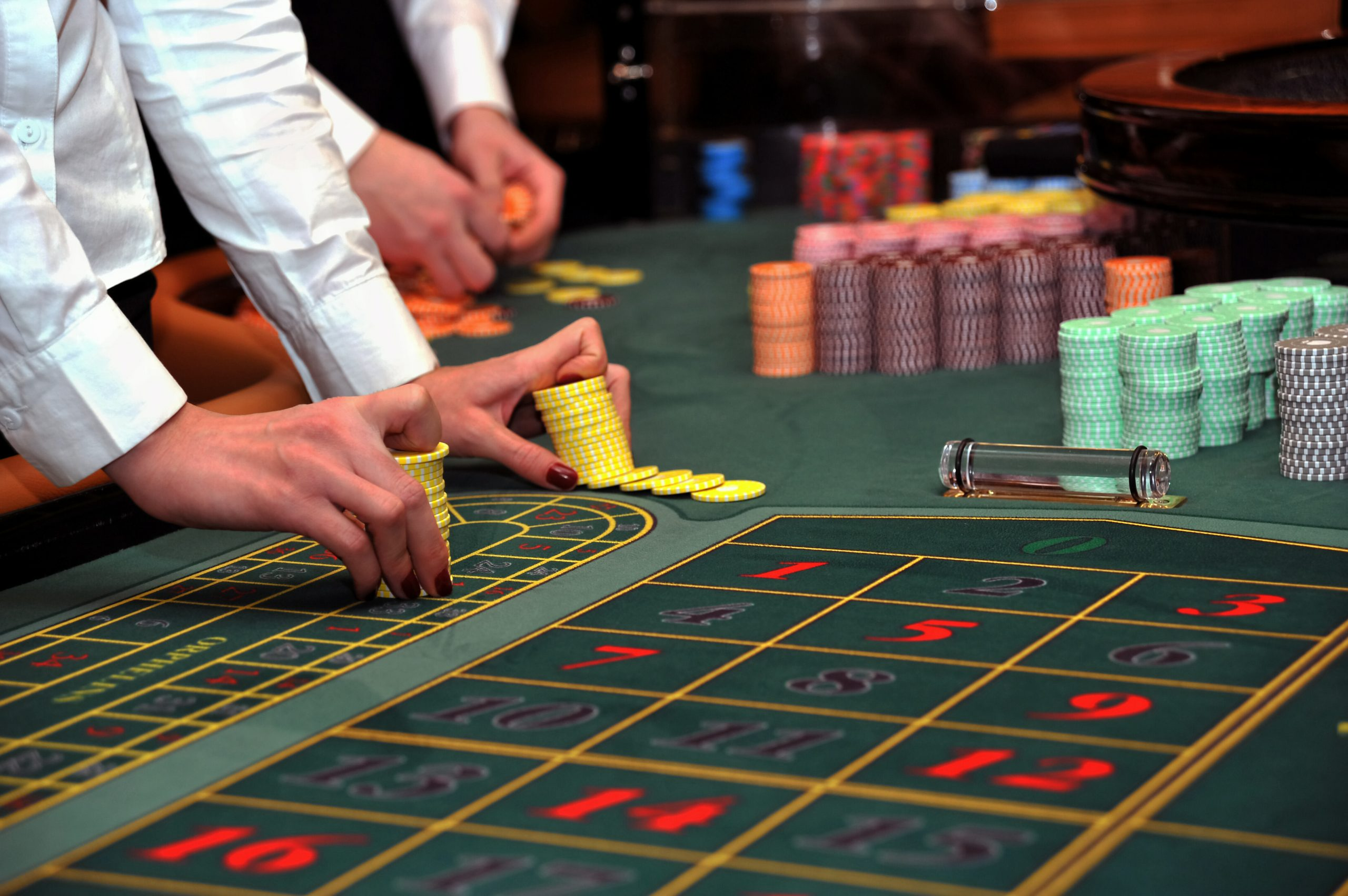 More reasons to gamble online rather than in a ground based casino